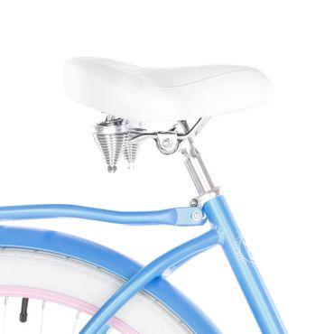 26 Zoll Damen Beach Cruiser Fahrrad Embassy CHERRY – Bild 7