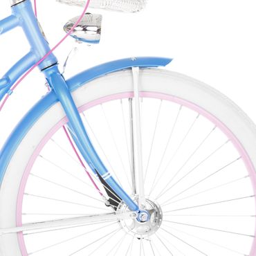 26 Zoll Damen Beach Cruiser Fahrrad Embassy CHERRY – Bild 8