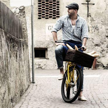 26 Zoll Herren City Fahrrad Alpina Bruschetta 5-Gang – Bild 10