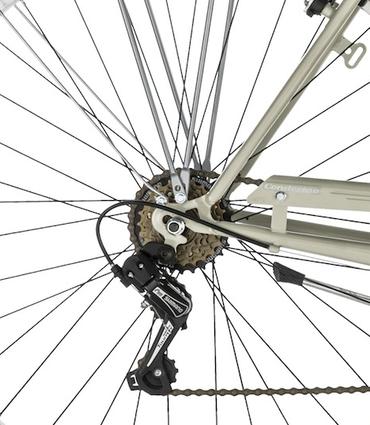 28 Zoll Herren Cityrad Alpina Condor 6-Gang 580mm – Bild 10