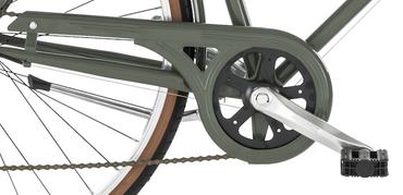 28 Zoll Herren Cityrad Alpina Condor 6-Gang 580mm – Bild 15