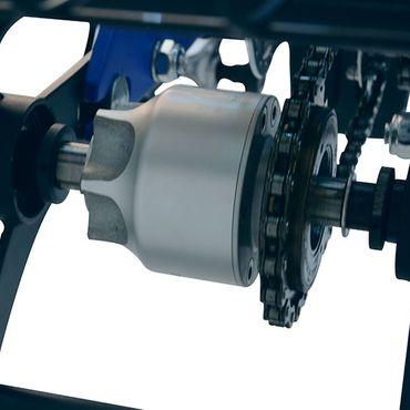 24 Zoll Elektro Dreirad Cyclo2 Comfort24+ 3-Gang mit Differential – Bild 7