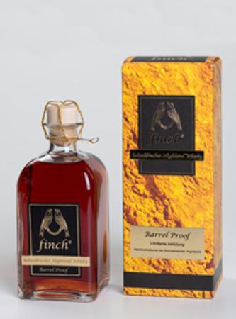 finch® Schwäbischer Highland Whisky Barrel Proof 0,5  l