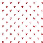 IB Laursen Servietten Herz
