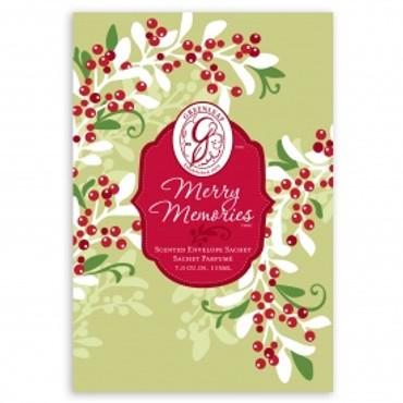 Greenleaf Duftsachet Fresh Scents  Merry Memories ,Large, 115 ml