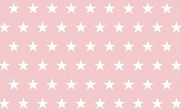 Mea Living Brettchen Sterne rosa