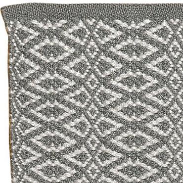 Liv Interior PET Teppich BERGEN, grau/natur
