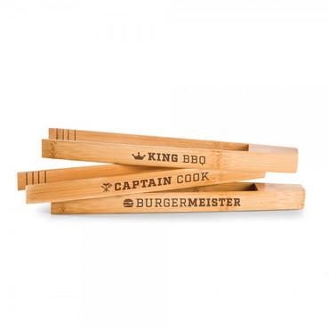 Donkey Bambus-Grillzange  King BBQ