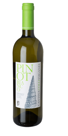 Pinot Bianco Colli Euganei DOC 2015 0,75 l