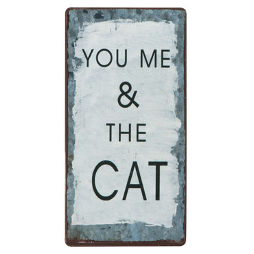 IB Laursen Magnet  You, me & the cat