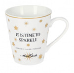 "Miss Etoile Kaffeetasse ""It's time to sparkle"""