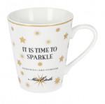 Miss Etoile Kaffeetasse  It's time to sparkle