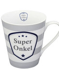 Krasilnikoff Happy Mug  Super Onkel