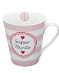 Krasilnikoff Happy Mug  Super Tante
