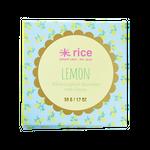 Rice Weiße Schokolade Lemon, 50g
