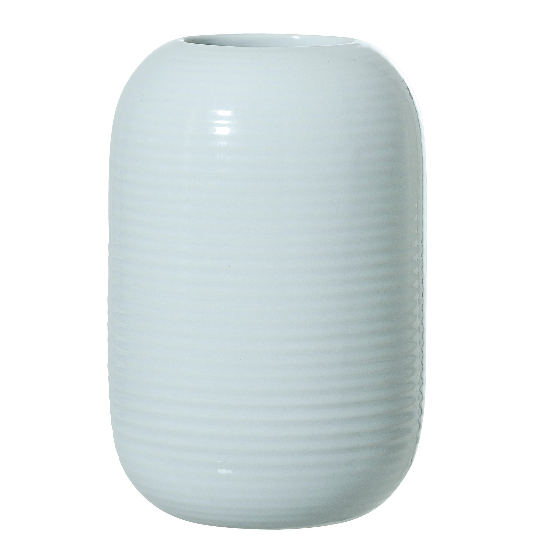 Bloomingville Vase Blau Wohnen Vasen Schalen