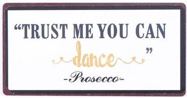 La Finesse Magnet  Trust me you can dance...