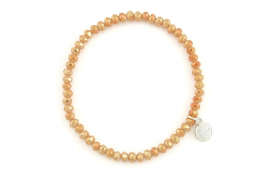 Lizas Armband Knoxville, apricot