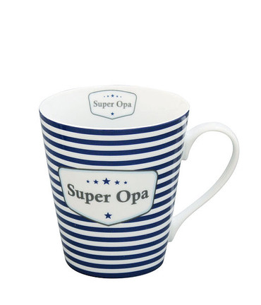 Krasilnikoff Happy Mug  Super Opa