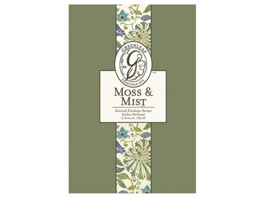 Greenleaf Duftsachet Fresh Scents, Moss and Mist, large 115 ml
