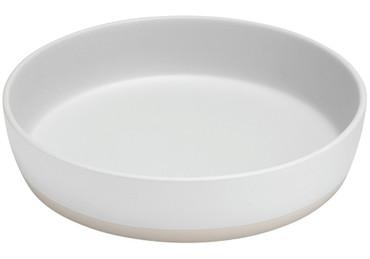 Ladelle Auflaufform Eat Well, rund, D 28 cm, weiß