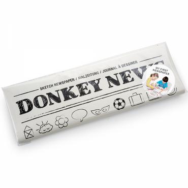 Donkey News Malzeitung