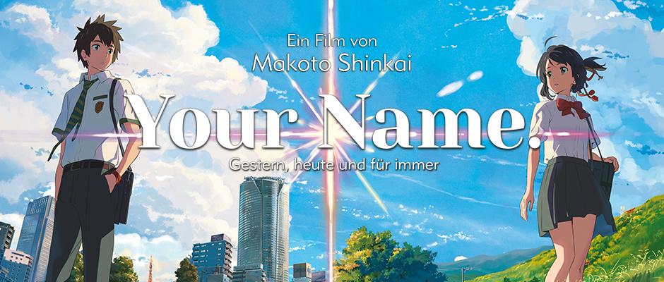 Your Name: Gestern, heute und für immer
