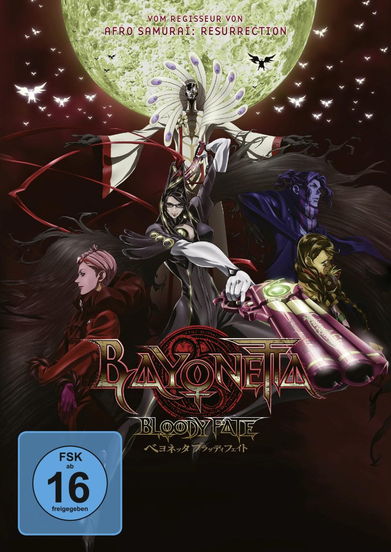 Bayonetta - Bloody Fate (DVD)