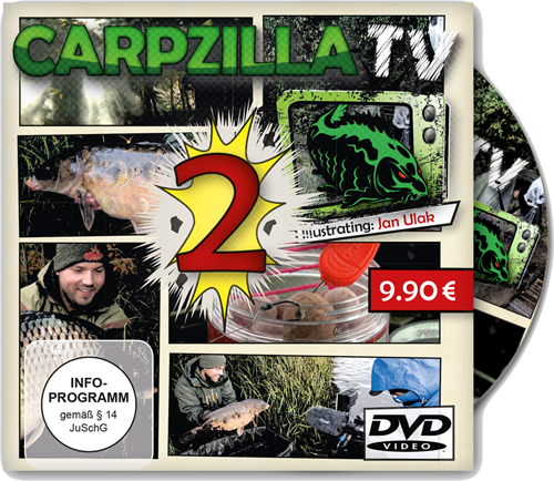 Carpzilla TV DVD Version 2
