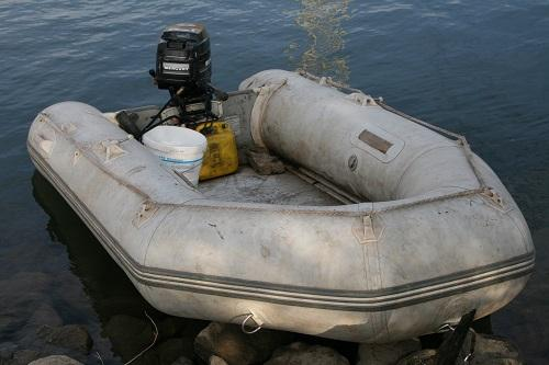 Boote für Angler