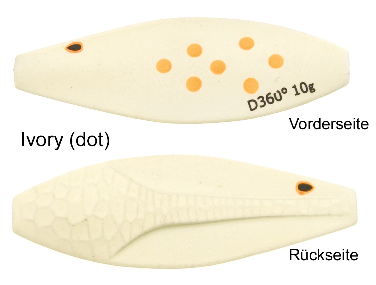 Meerforellenköder Westin D360° 11cm 28g Meerforellenblinker Küstenblinker