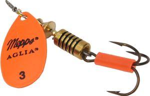 Mepps Aglia Spinner fluo orange Gr. 3