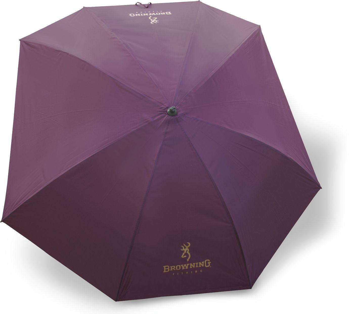 Browning Xitan Fibre Framed Match Umbrella 2,50m Angelschirm