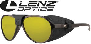 Lenz Optics Spotter Discover Sunglasses Havanna Matt - Sonnenbrille