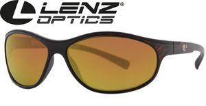 Lenz Optics Coosa Discover Sunglasses Havanna Matt - Sonnenbrille