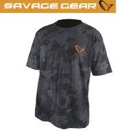 Savage Gear Black Savage Tee T-Shirt