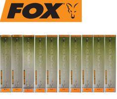 10 Fox Warrior Karpfenvorfach Fertigvorfächer