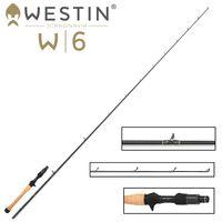 Westin W6 Vertical Jigging-T M 185cm 14-28g - Vertikalrute
