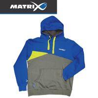 Fox Matrix Blue Grey Hoody - Angelpullover