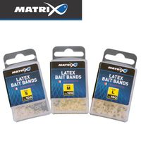 Fox Matrix Latex Bait Bands - 100 Gummiringe