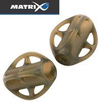 Fox Matrix Pellet Waggler Feeder Cages - 2 Feederkörbe für Angelpose