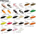 FTM Spoon Tango 1,8g - Forellenblinker