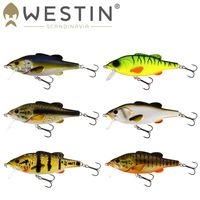 Westin Barry the Bass Floating 10cm 22g - Wobbler