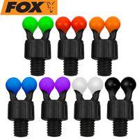 Fox Black Label coloured ball clip für Bissanzeiger