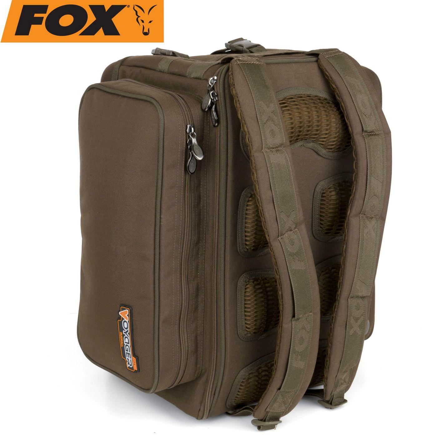 1e3255d89756a Fox Voyager ruckall 50x43x27cm - Angelrucksack