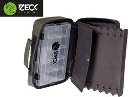 Zeck Rig Bag 29x19x15cm - Tackletasche für Welsvorfächer