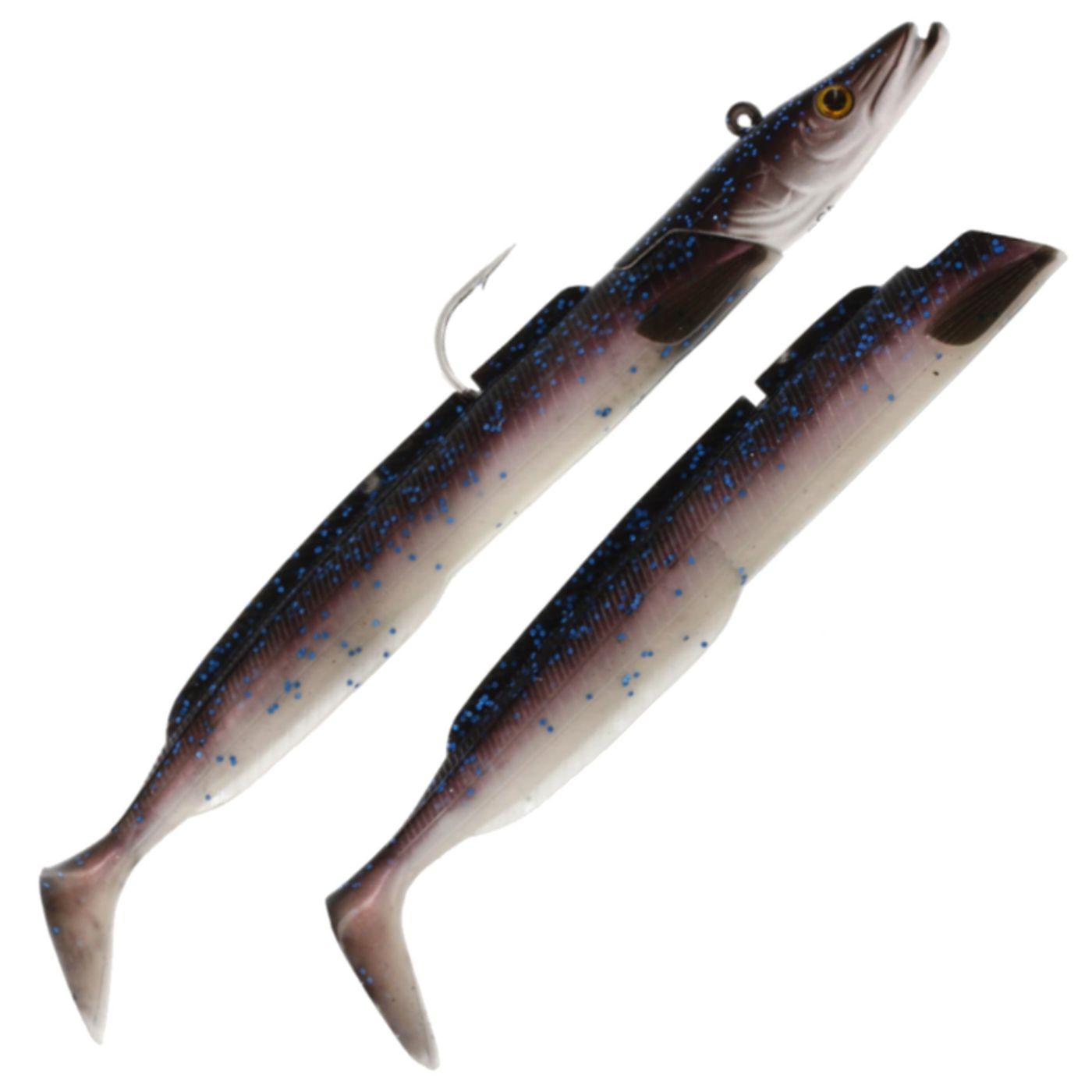 Westin Sandy Andy 10 CM 12 meeresshad, g-Caoutchouc de poisson, meeresshad, 12 mers Appât, Morue Appât cdaece