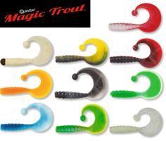 Quantum Magic Trout Curly B-Bobbles - 35 Jigs