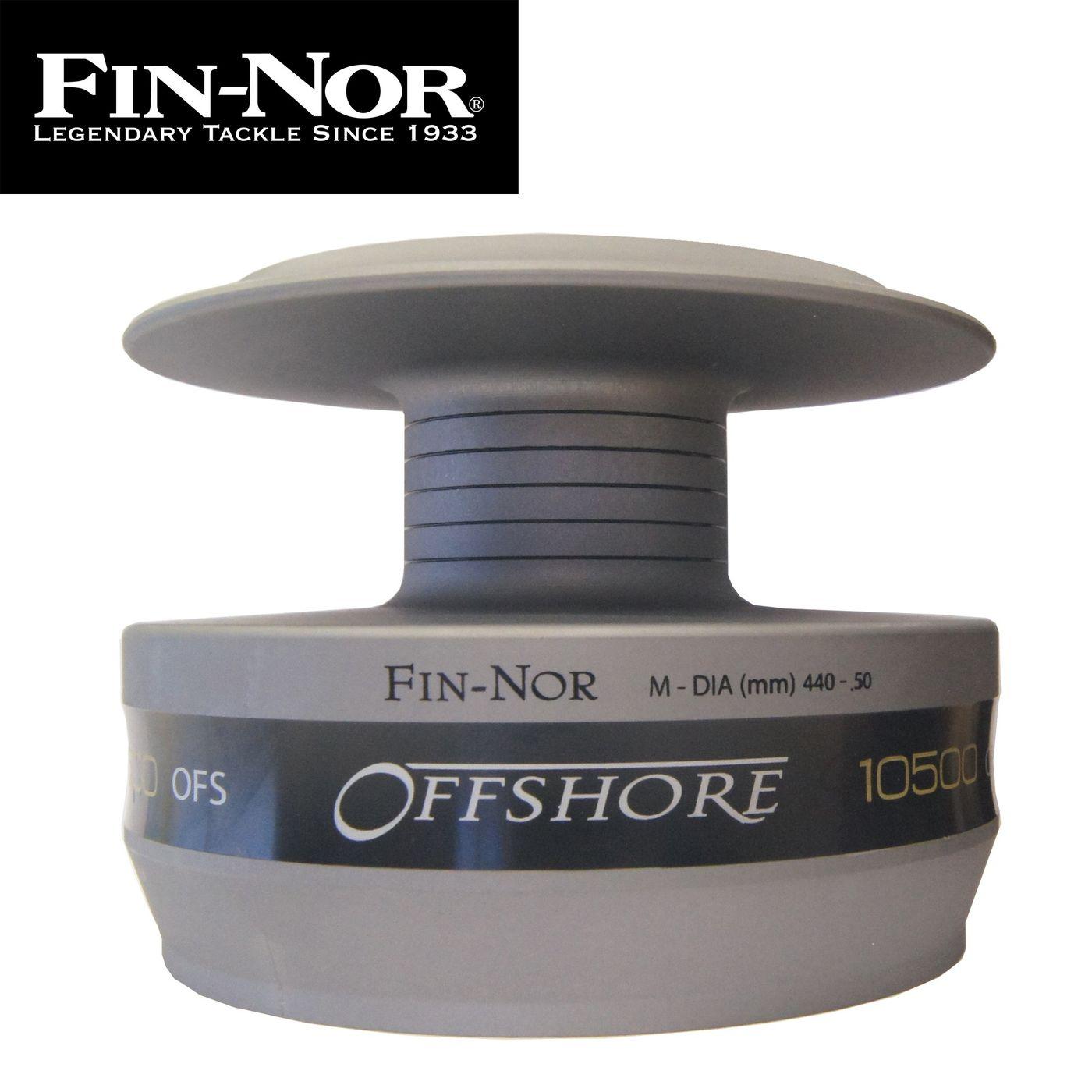 Spule Ersatzspule Fin-Nor E-Spule FN Offshore Spinning OFS10500 Reservespule