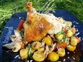 Auswärts Kochen Buch - Leckere Outdoor Rezepte Kochbuch für Angler - Bild 6